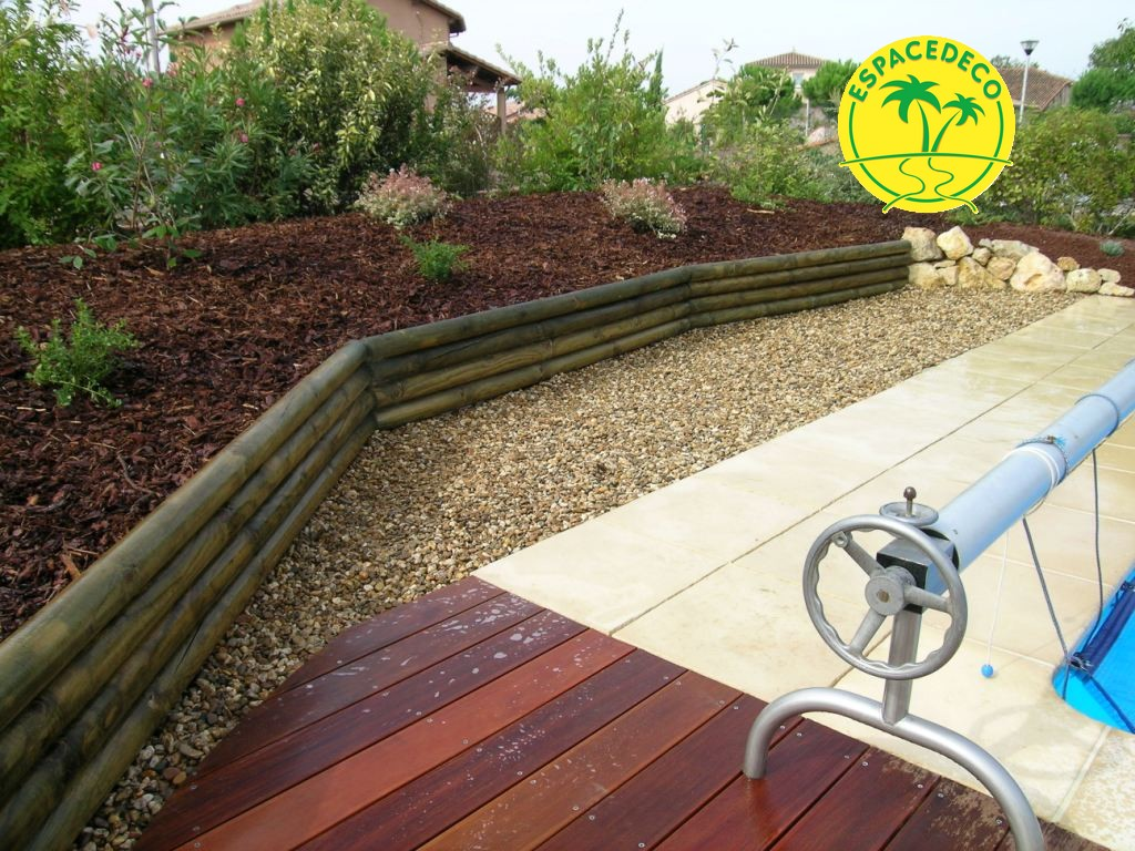 Metter en valeur vos bords de piscine avec Espace Déco en Haute Garonne sur les communes de Balma, Cugnaux, Toulouse, Colomiers, Pibrac.