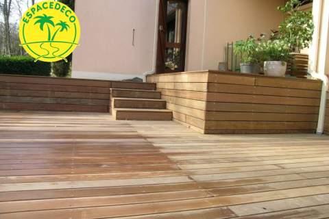Grand choix de bois pour la création de votre terrasse à Balma, Cugnaux, Plaisance, Tournefeuille.