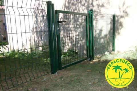 Espacedéco pose vos clôtures et grillages à Léguevin