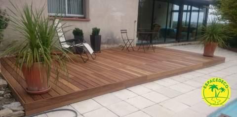 Sélection du bois et surface, Espacedéco aménage vos extérieurs.