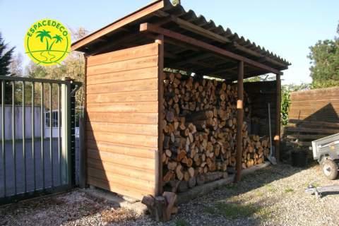 Pour ranger votre matériel ou abriter votre bois de chauffe, faites appel à Espacedéco en Haute Garonne.