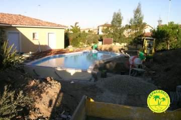5-Réalisation de vos tours de piscine à Colomiers, Toulouse, Pibrac, Cugnaux, Balma, Portet, et sur l'ensemble de la Haute-Garonne.