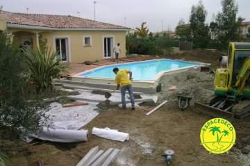 4-Réalisation de vos espaces extérieurs par nos paysagistes Espacedéco.